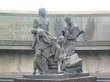 Gedenkstaette Belagerung - (Empfehlung, Russland, Tipps)