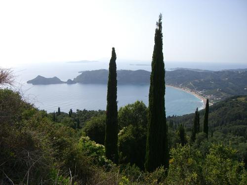 Landschaft_Korfu - (Sehenswürdigkeiten, Insel, Griechenland)