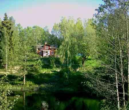 haus am see nhe ed - (Hotel, Reiseziel, Skandinavien)