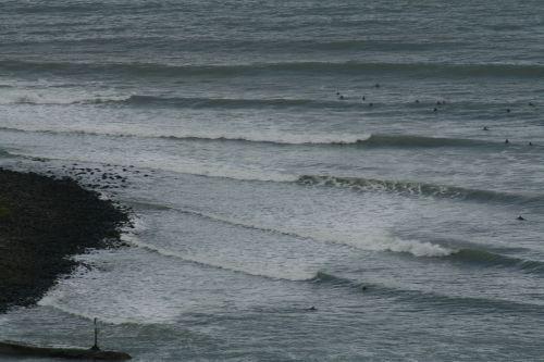 Raglan Surfing - (Neuseeland, Surfen, Ozeanien)