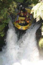Kaituna Fluss in Rotorua - (Neuseeland, Tour, Rafting)