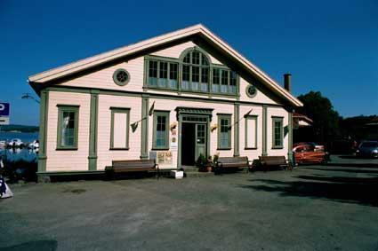 gustafsberg udevalla restaurant und caffee - (Essen, Kosten, Schweden)