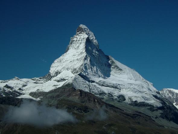 Matterhorn - (Europa, Skigebiet, Luxushotel)