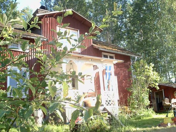 stuga in svanskoog fon  054323805788 frau burck - (Skandinavien, Schweden, Übernachtung)