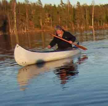 kanu - (Sicherheit, Schweden, Boot)