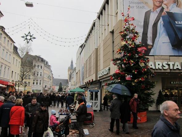 Weihnachtsmarkt Trier 1 - (Deutschland, Weihnachtsmarkt, Trier)