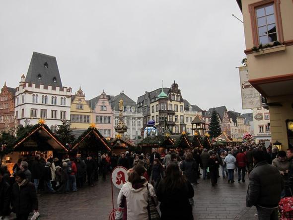 Weihnachtsmarkt Trier 2 - (Deutschland, Weihnachtsmarkt, Trier)