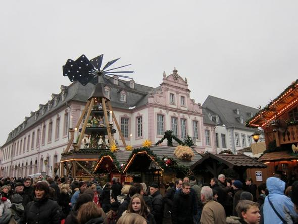 Weihnachtsmarkt Trier 3 - (Deutschland, Weihnachtsmarkt, Trier)