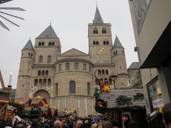 Weihnachtsmarkt Trier 4 - (Deutschland, Weihnachtsmarkt, Trier)