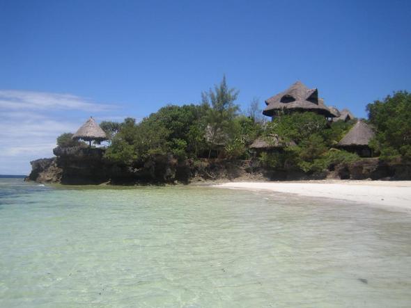 Chale Island 2 - (Hotel, Unterkunft, Afrika)