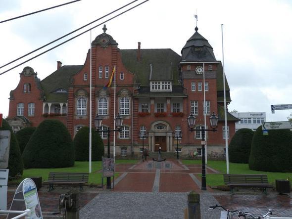 Rathaus - (Deutschland, Schiff, Norddeutschland)