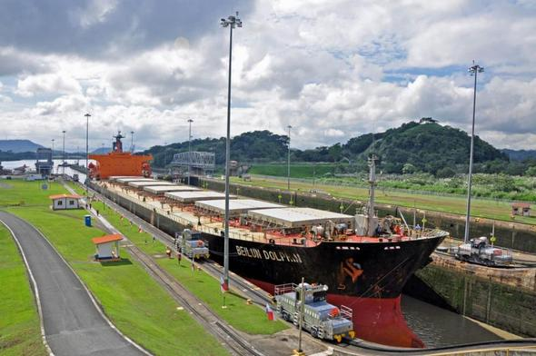 Panama Kanal, Panama - (Mittelamerika, Impfung, Panama)