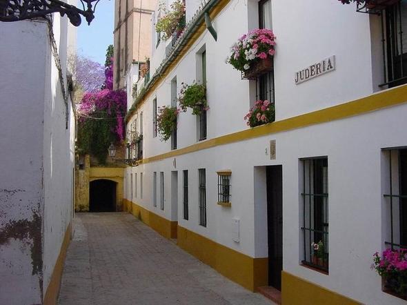 hostal - (Spanien, Ostern, Andalusien)