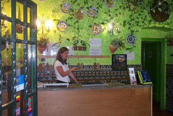 hostal sevilla - (Spanien, Ostern, Andalusien)