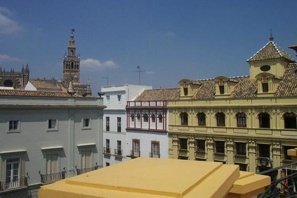 hotel sevilla - (Spanien, Ostern, Andalusien)