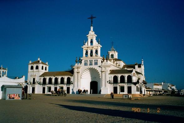 rocio - (Spanien, Ostern, Andalusien)