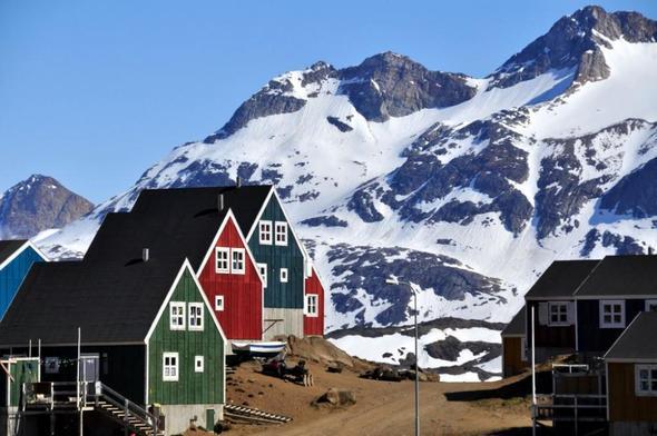 Tasiilaq / Ostgrönland  - (Reiseveranstalter, Kajak, Grönland)