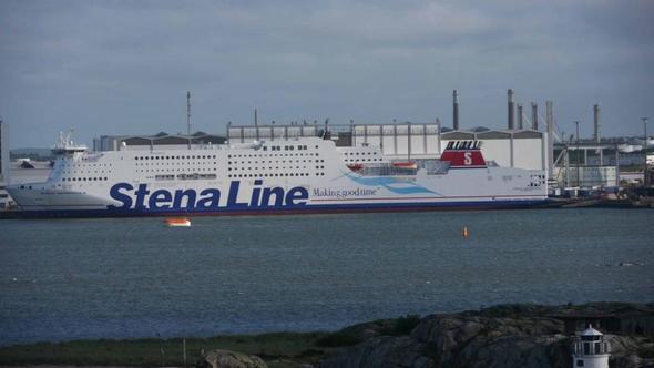das neuste Schiff - (Kreuzfahrt, Skandinavien, Schweden)