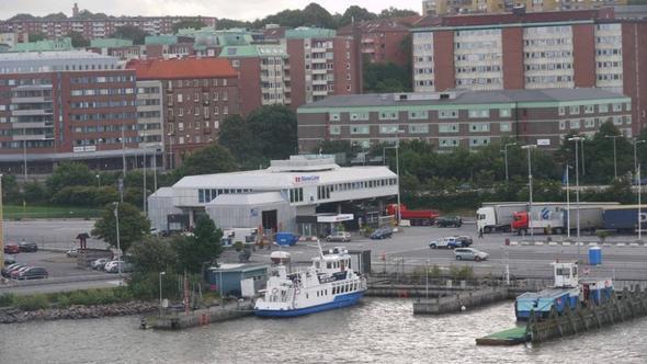 StenaLine Göteborg - (Kreuzfahrt, Skandinavien, Schweden)