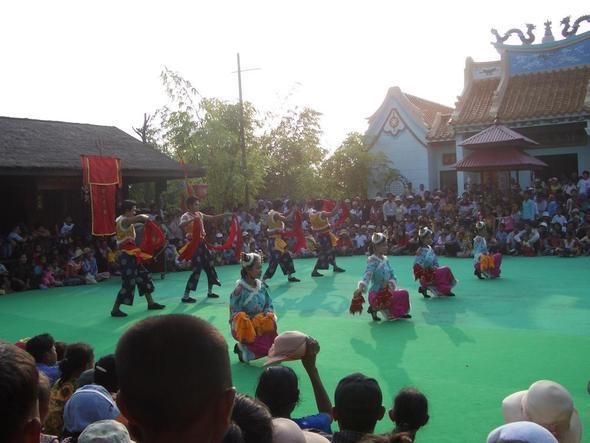 Dorffest - (Thailand, Kambodscha, Reiseland)