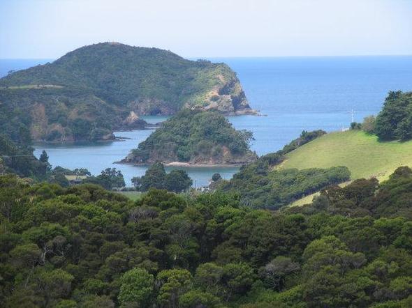 Bay of Islands - (Kosten, Backpacker, Neuseeland)