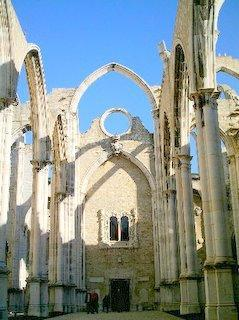 Kloster Campo del Carmo - (Sehenswürdigkeiten, Portugal, Museum)