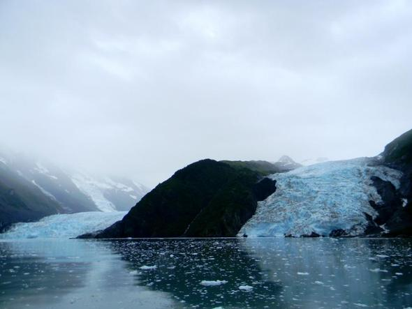 Soviele Gletscher - (Kanada, Nordamerika, Insidepassage)
