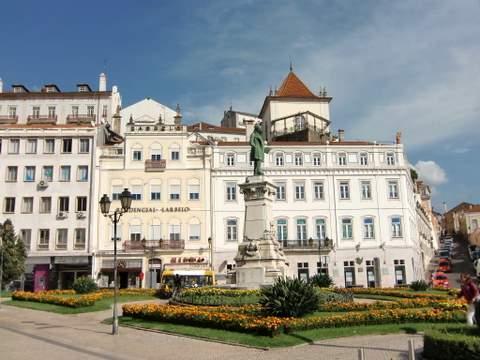 Centrum - (Portugal, Coimbra)