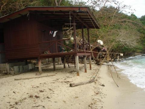 Strandfeeling auf Ko Wai, thailand - (Europa, Unterkunft, Strandbungalow)