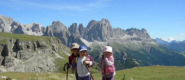 Seiser Alm - (Italien, Südtirol, Dolomiten)