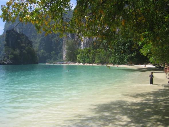 Thailand - (Asien, Thailand, Strand)