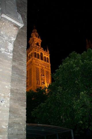 santa cruz das ehemalige juden viertel gute restaurantes  flamenco bars und drj - (Deutschland, Spanien, EU)