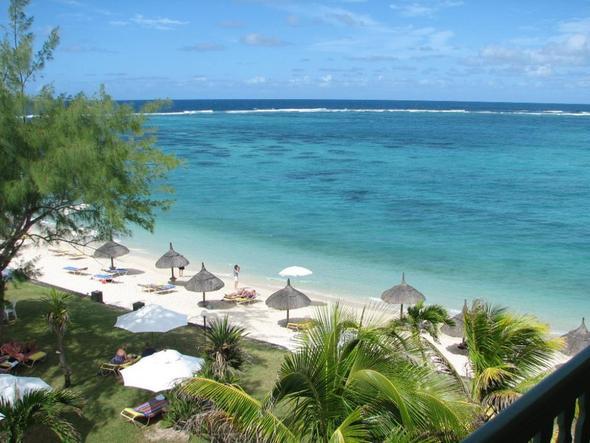 Blick vom Hotelzimmer Silver Beach Hotel - (Asien, Thailand, Badeurlaub)