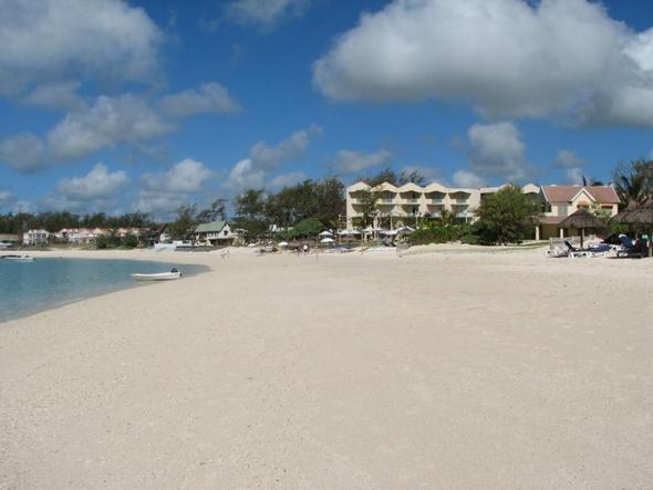 Strand vor dem Silver Beach Hotel - (Asien, Thailand, Badeurlaub)