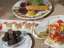 Restaurant le Clos du Pâtre - CAROMB - (Frankreich, Restauranttipp, Spezialitäten)