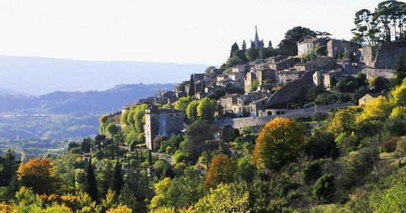 Bonnieux - (Frankreich, Rundreise, Mietwagen)