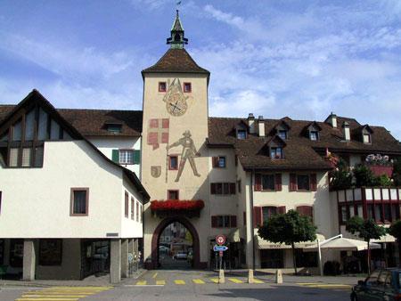 Liestal - (Sehenswürdigkeiten, Schweiz, Basel)