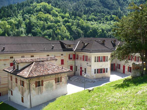 Der Lazzaris Palast - (Europa, Italien, Österreich)
