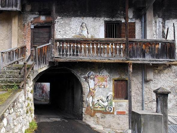 Cibiana del Cadore - (Europa, Italien, Österreich)