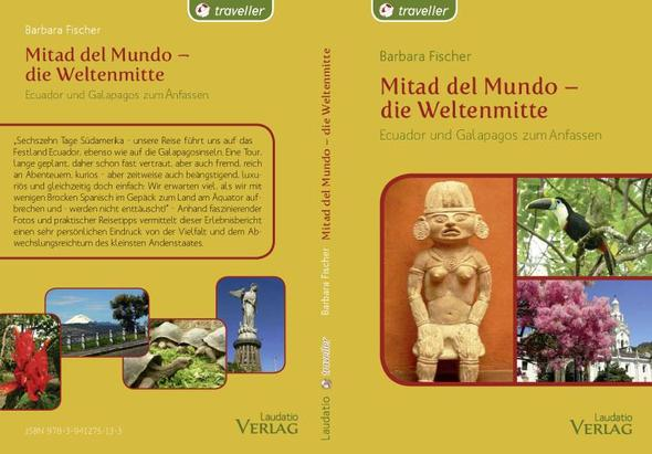 Buch Ecuador Galapagos - (Südamerika, Ecuador, Arbeit)