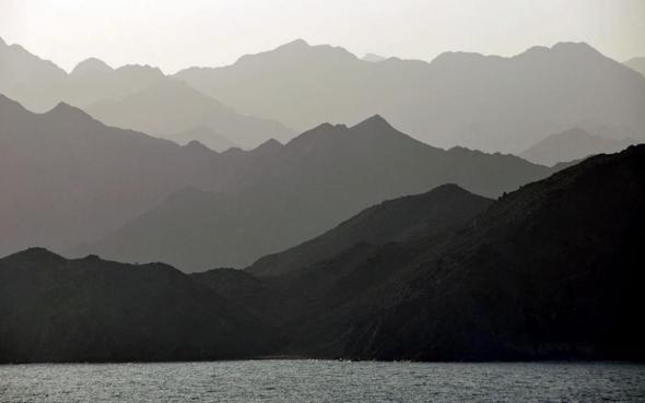 Nahe Muttrah, Oman - (Oman, Persischer Golf, Arabische Halbinsel)