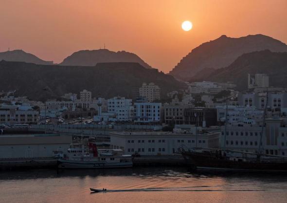Muttrah, Oman - (Oman, Persischer Golf, Arabische Halbinsel)