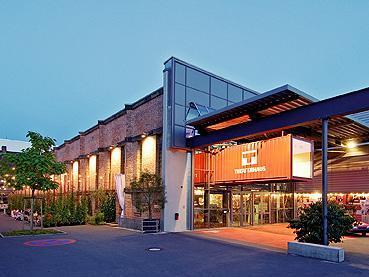 Stuttgart Theaterhaus - (Deutschland, Kultur, Stuttgart)