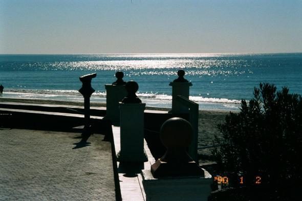 alantik am abend - (Spanien, Sevilla, ÖPNV)
