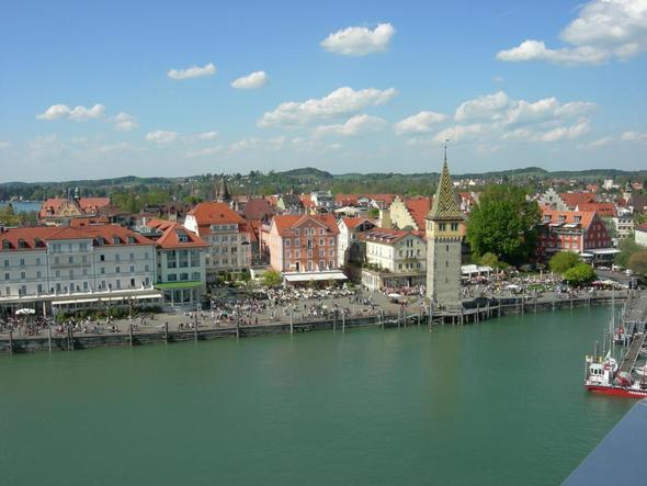 lindau - (Deutschland, Sehenswürdigkeiten, Ausflug)