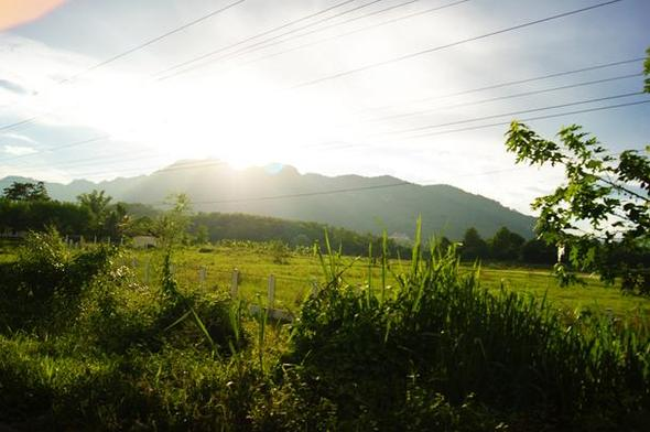 Über Land nach Laos - (Asien, Backpacker, Malaysia)