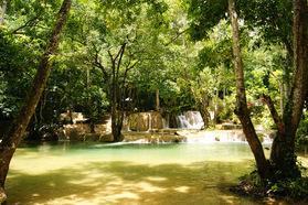 Wunderschöne Naturlandschaften - (Empfehlung, Laos, Motorrad)