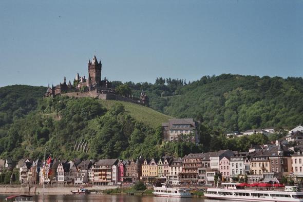 Cochem - (Deutschland, Reisezeit, Jahreszeiten)