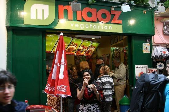 Maoz - (Frankreich, Restaurant, Paris)