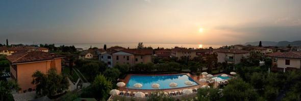 Hotel am Gardasee - (Italien, Urlaub, Gardasee)